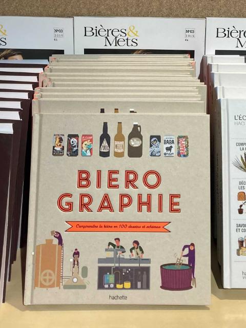 Bierographie Hachette
