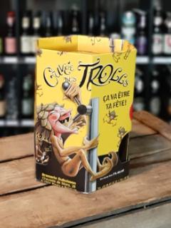 Coffret Cuvée des Trolls 6 bières + 1 verre