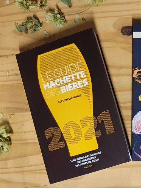 Guide Hachette des Bières 2021