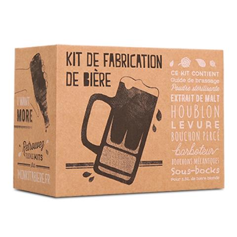 Kit de démarrage «Mon kit à bière» 2L